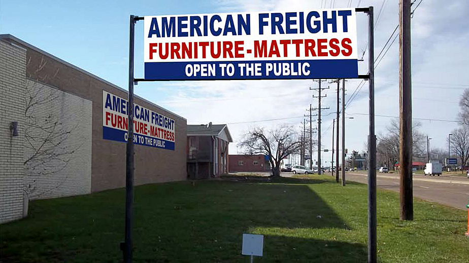 American Freight Furniture And Mattress In Decatur Il 62526