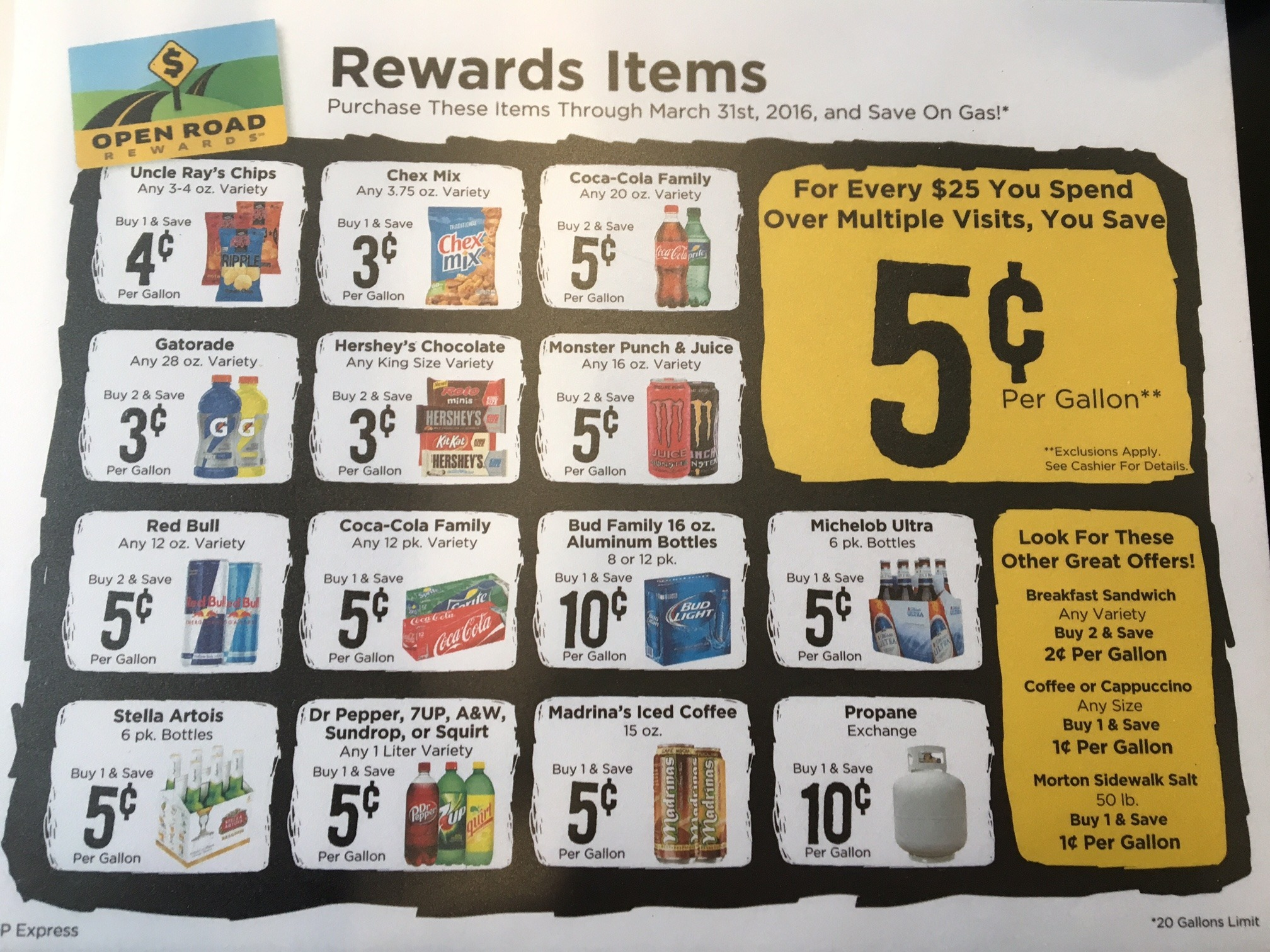 No Ethanol Gas Near Me >> JP Express Coupons near me in Egg Harbor | 8coupons