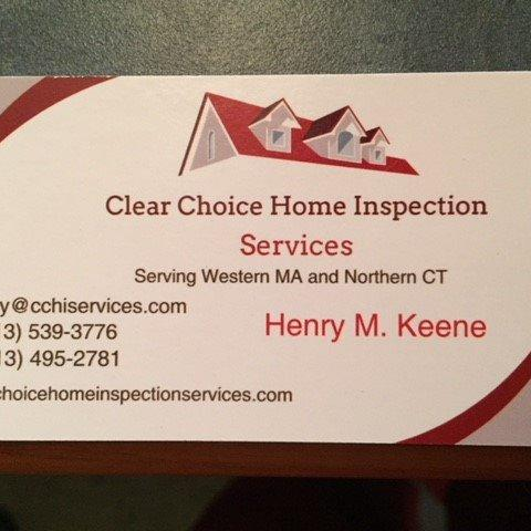 Clear Choice Home Inspections Services Llc Feeding Hills