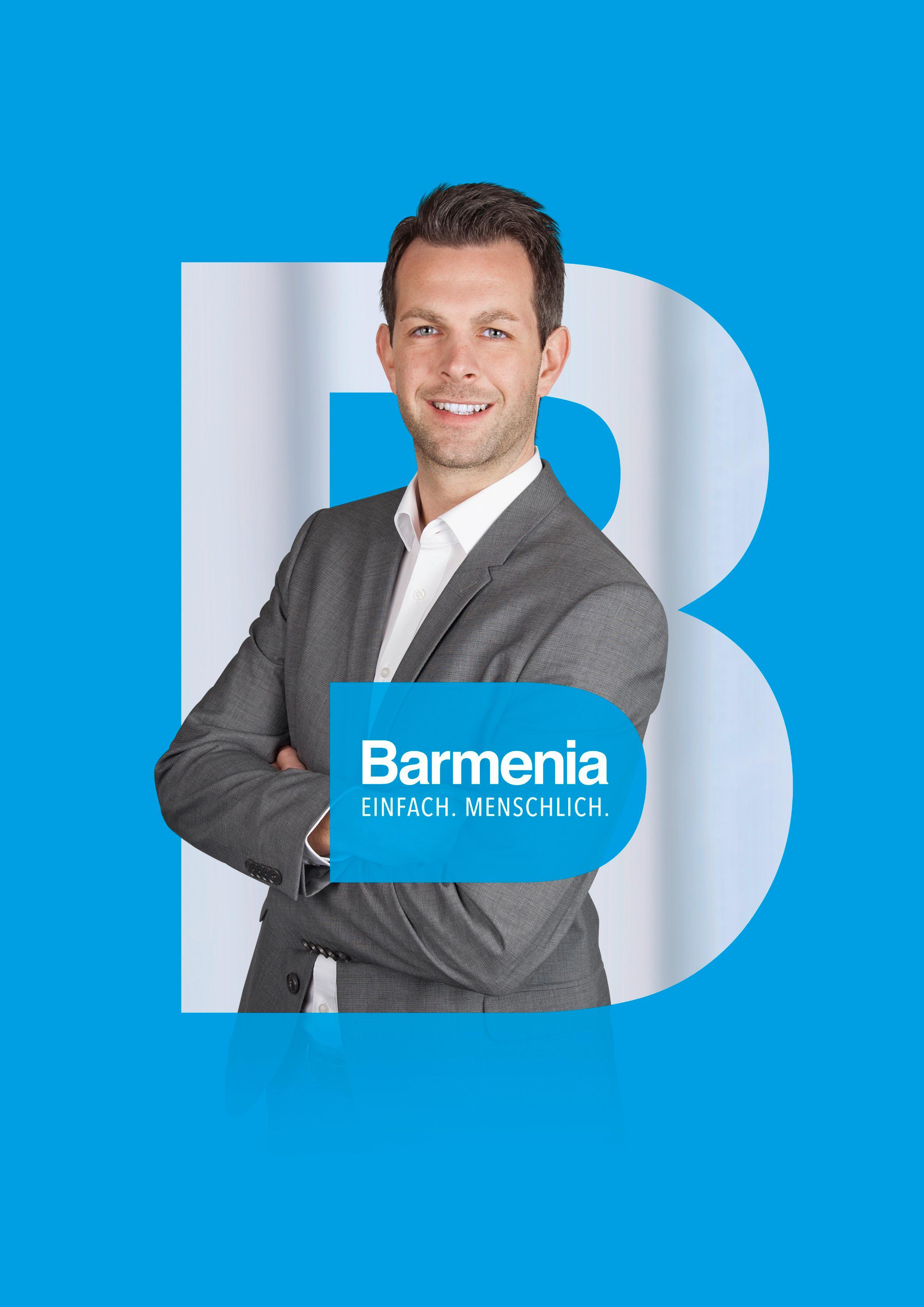 Max Stahmer. Ihr Ansprechpartner für die Barmenia Versicherung in Bochum.
