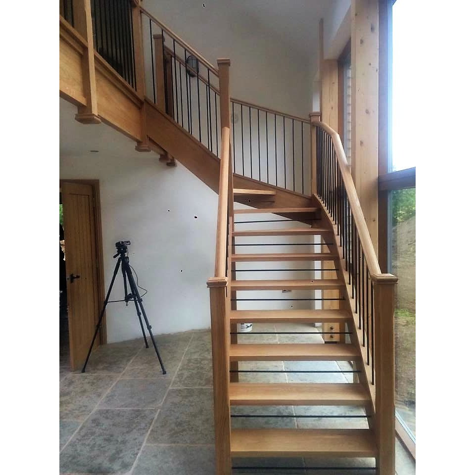 Timber Stairs Scotland Strathaven 07702 469565