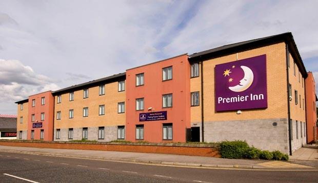Premier Inn Sheffield Meadowhall