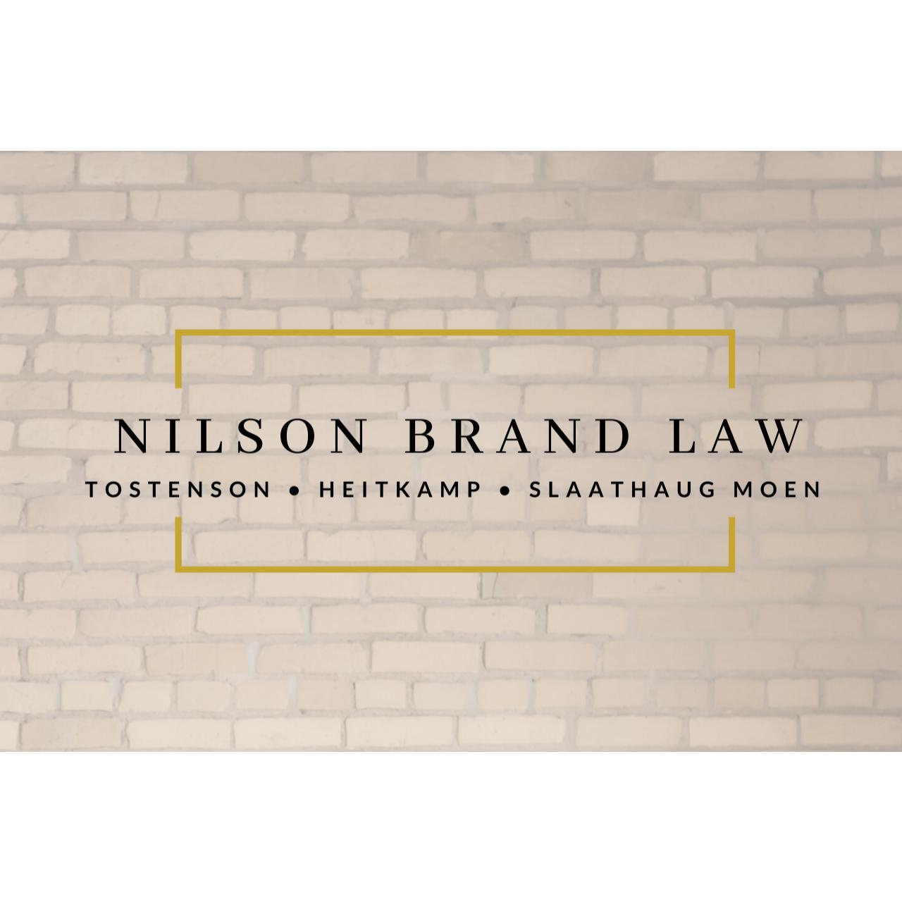 Nilson Brand Law Logo