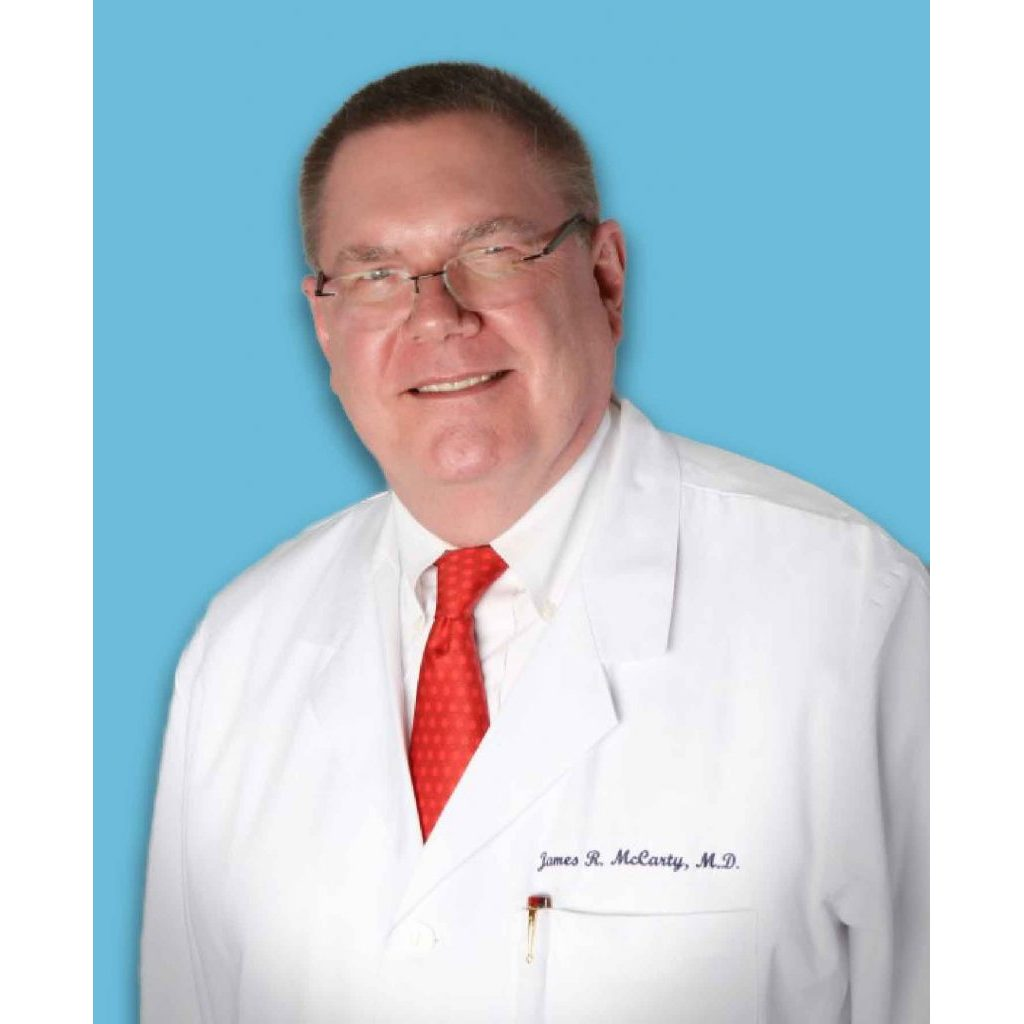 James R. McCarty, MD