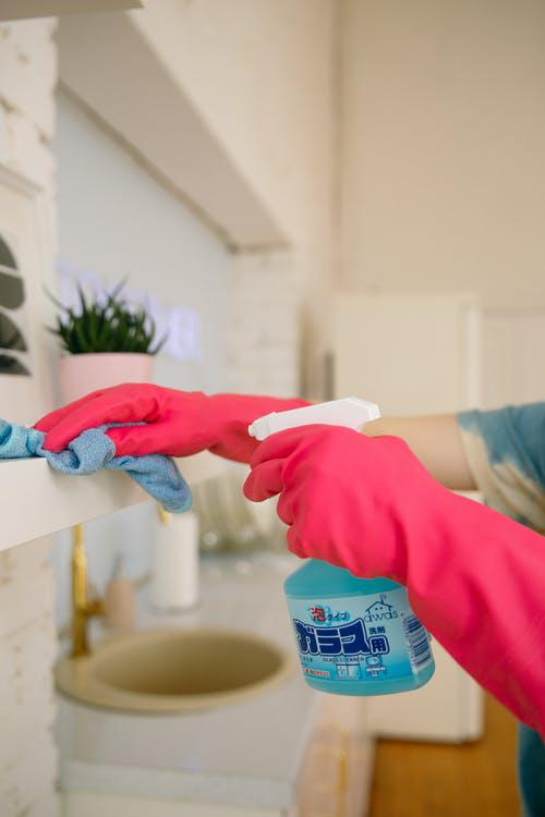 Luster Cleaning Services