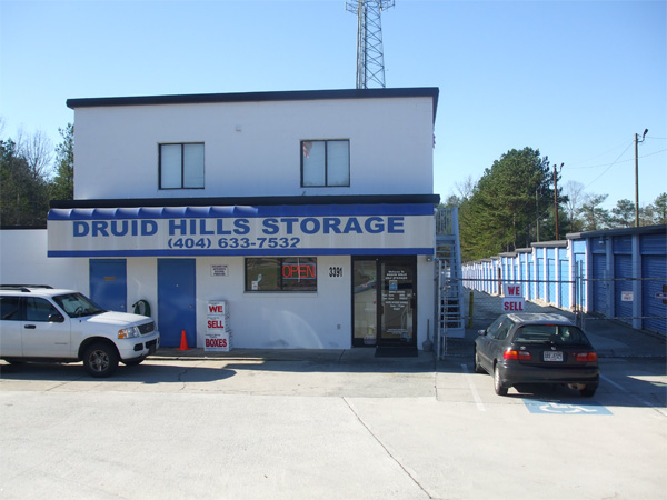 Druid Hills Storage - Decatur, GA - Our convenient facility