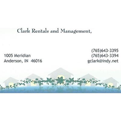 Clark Rentals & Management