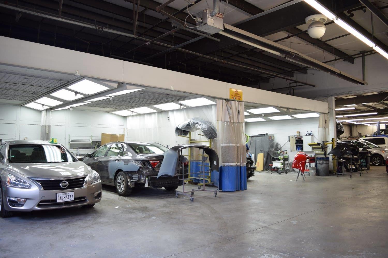 Car Collision Repair Austin Tx