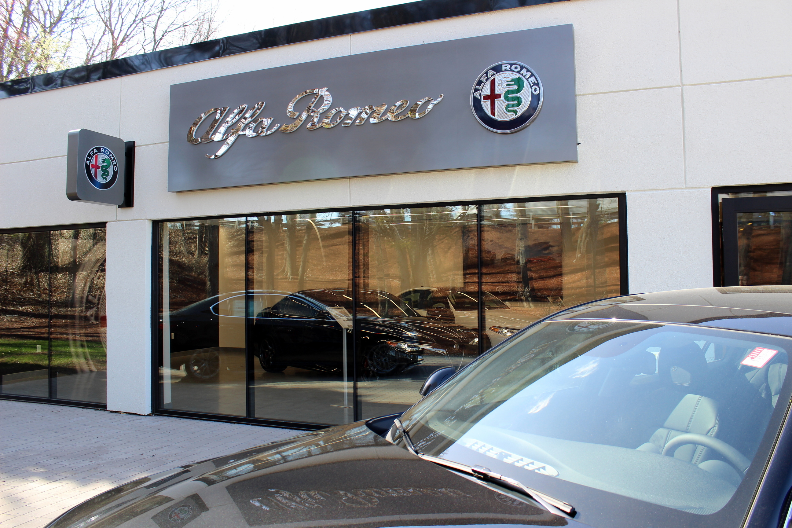 herb chambers alfa romeo boston coupons near me in wayland 8coupons. Black Bedroom Furniture Sets. Home Design Ideas