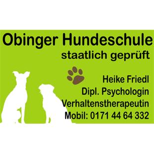 Bild zu Obinger Hundeschule in Obing