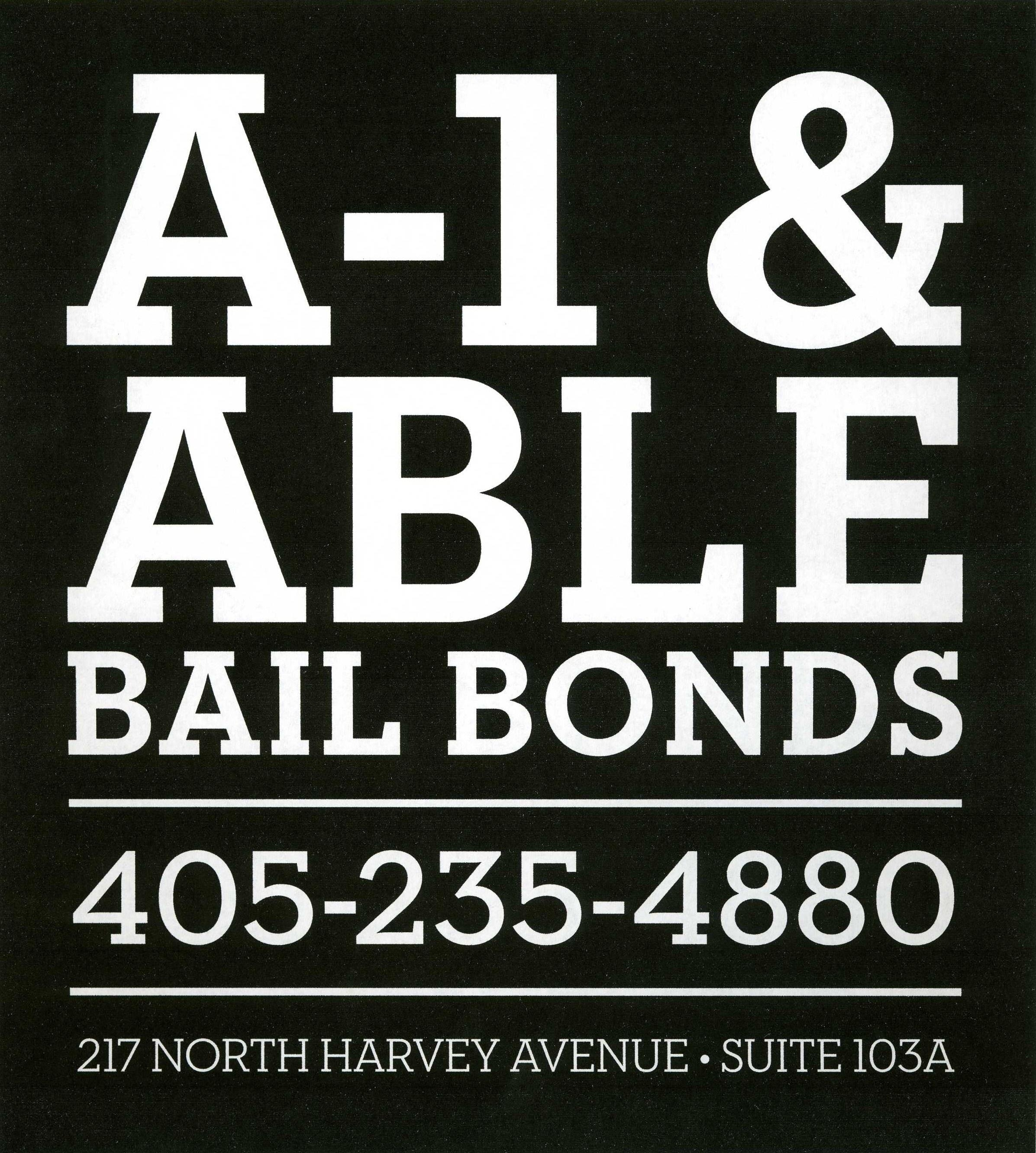 A-1 and Able Bail Bond Companies