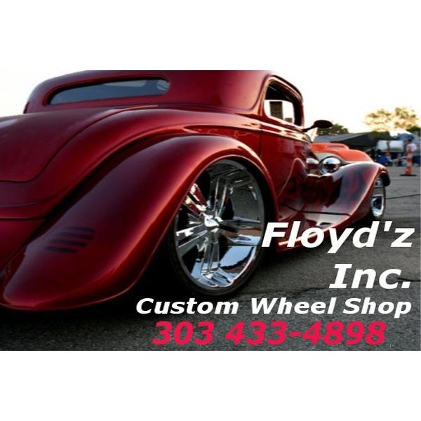 FLOYDZ INC. - Denver, CO - Tires & Wheel Alignment