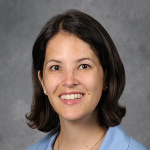 Corinna E Weckerle MD