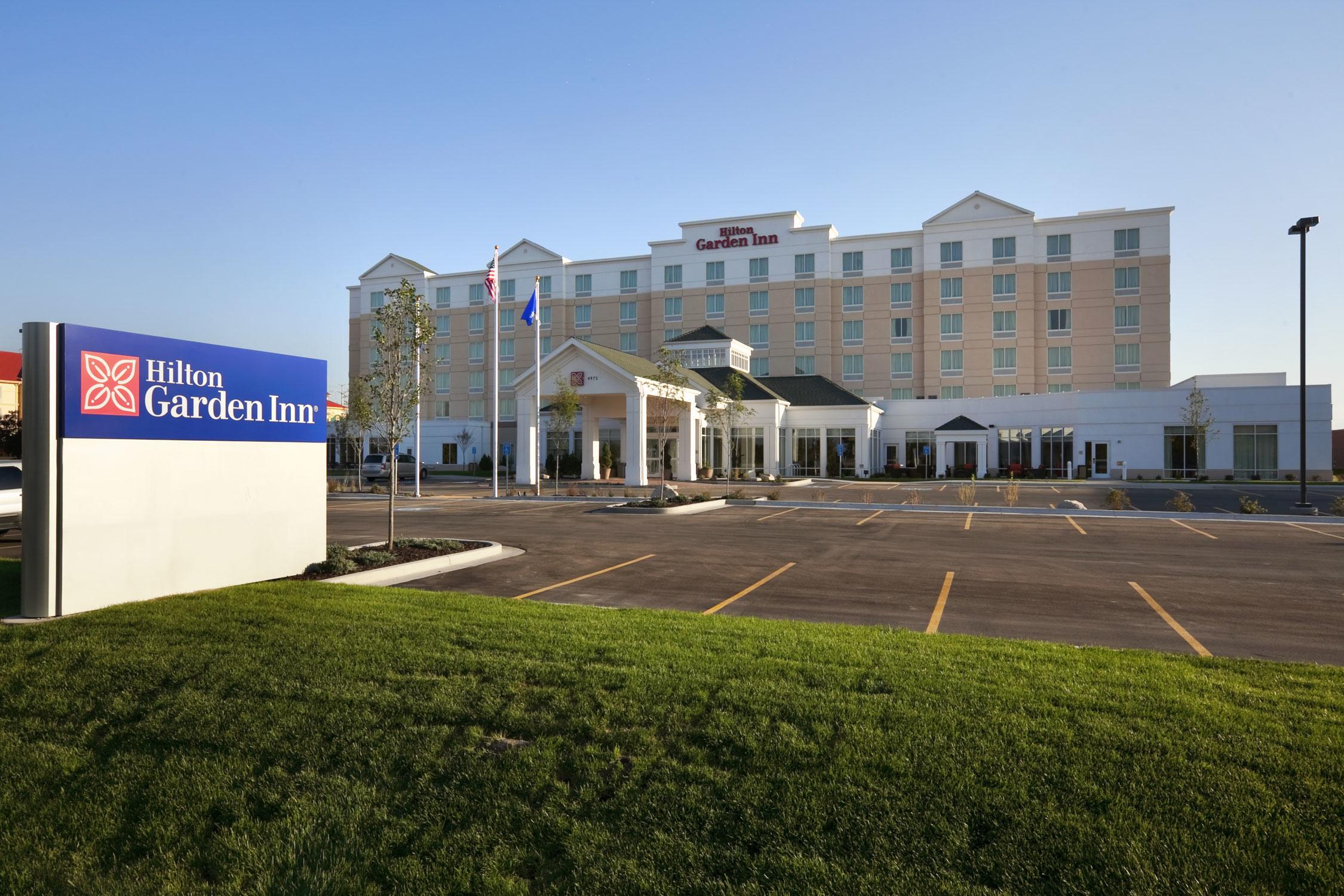 Hilton Garden Inn Salt Lake City Airport In Salt Lake City Ut 84116