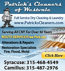 Patrick's Cleaners of Westvale image 0