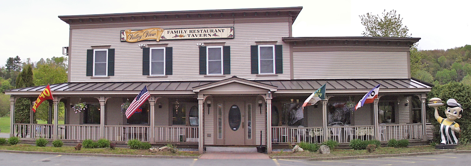 The Valley View Family Restaurant & Tavern