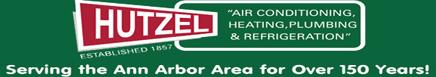 Hutzel Plumbing & Heating - ad image