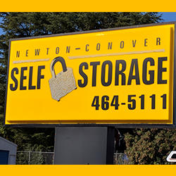 Newton-Conover Self-Storage