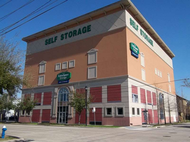 Extra space storage houston tx for Storage 77080