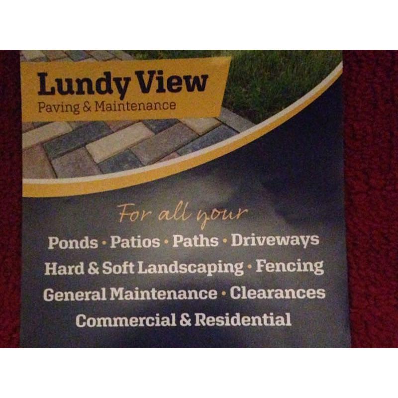 Lundy View Paving & Maintenance - Bideford, Devon EX39 2JG - 07809 711134 | ShowMeLocal.com
