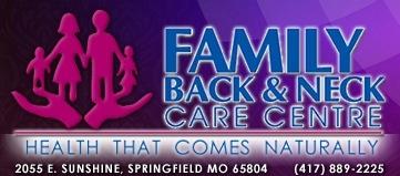 Family Back & Neck Care Centre image 4