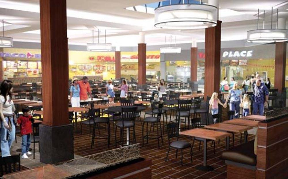 Twelve Oaks Food Court