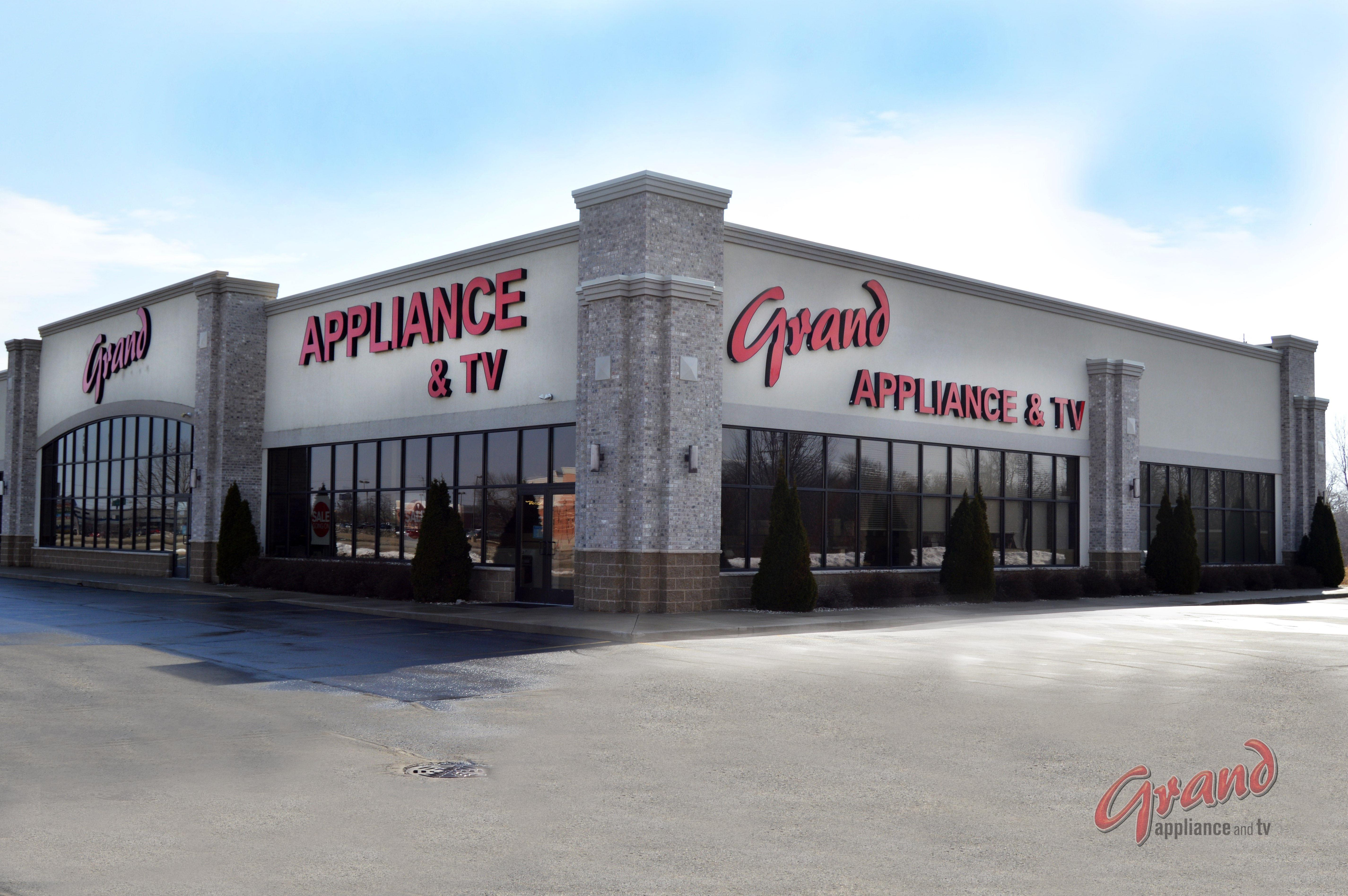 Grand Appliance And Tv Coupons Near Me In Appleton Wi