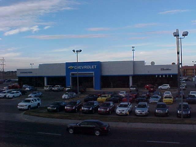 Autonation Chevrolet West Amarillo In Amarillo Tx 806