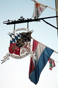 Keurvorst Stadsherberg Café Rest Hotel De
