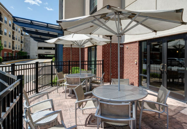 Springhill Suites By Marriott St  Louis Brentwood  Brentwood Missouri  Mo