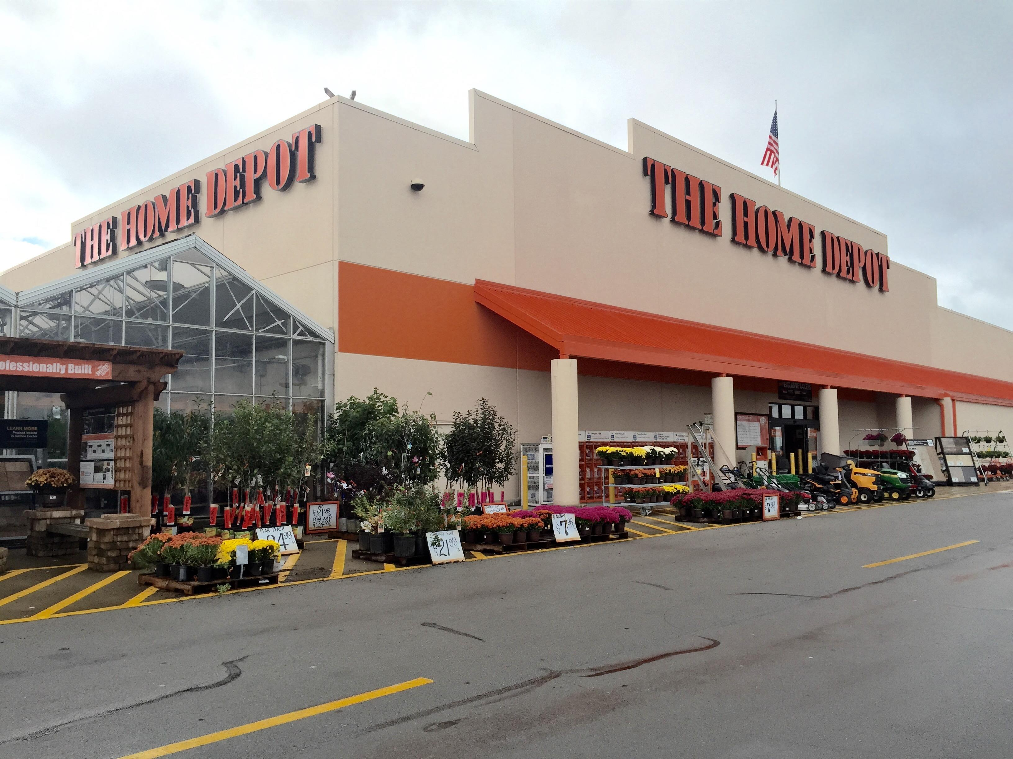 The home depot in fairfield al 35064 The fairfield