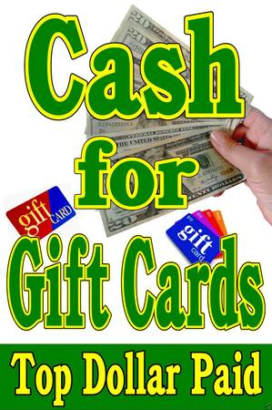 Cash For Gift Cards Temecula