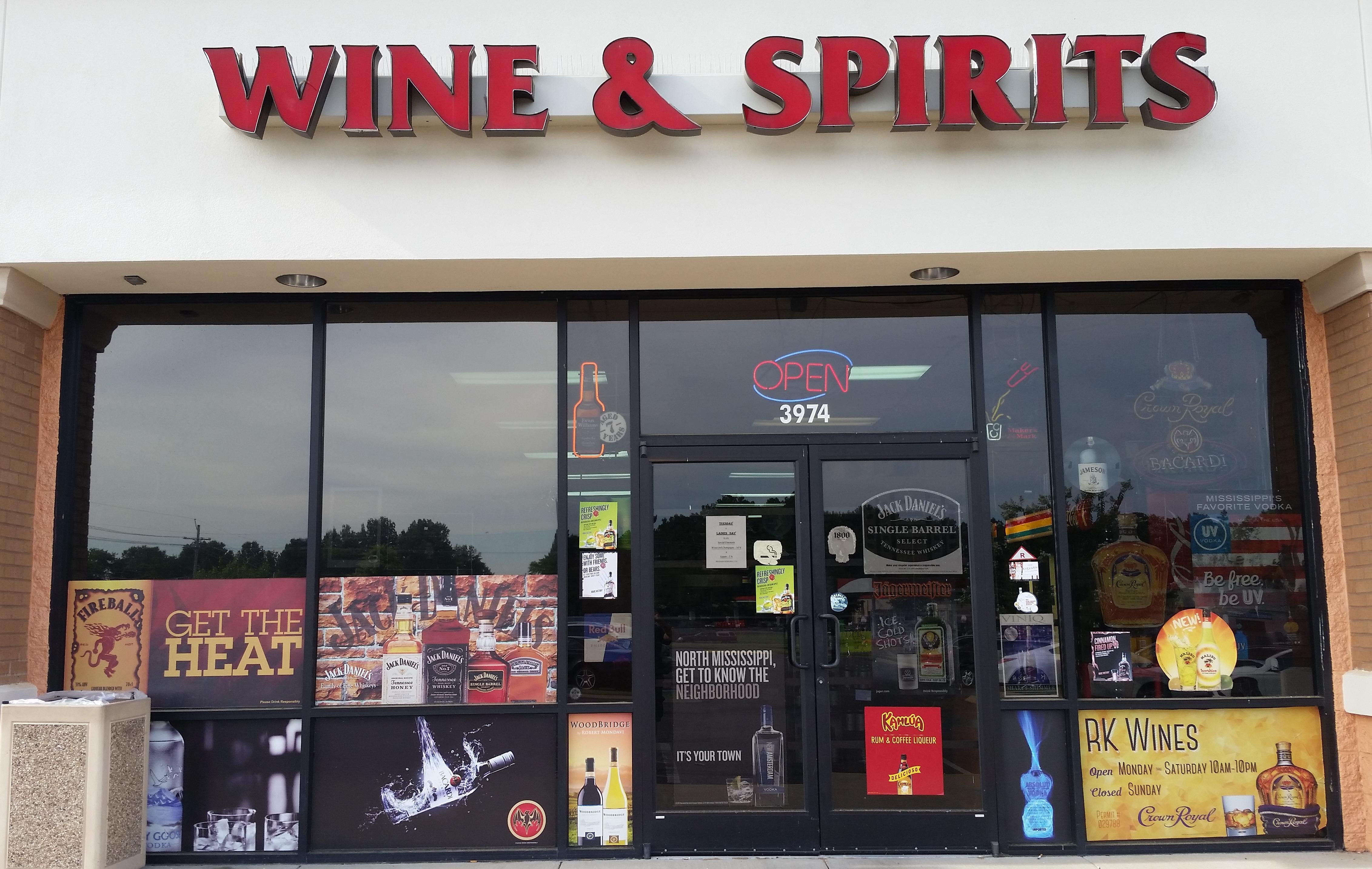 RK Wines