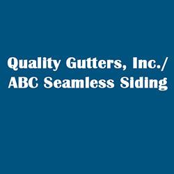 Quality Gutters, Inc. dba ABC Seamless Siding
