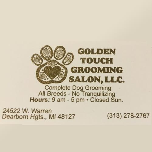 Golden Touch Grooming Salon LLC - Dearborn Heights, MI 48127 - (313)278-2767 | ShowMeLocal.com