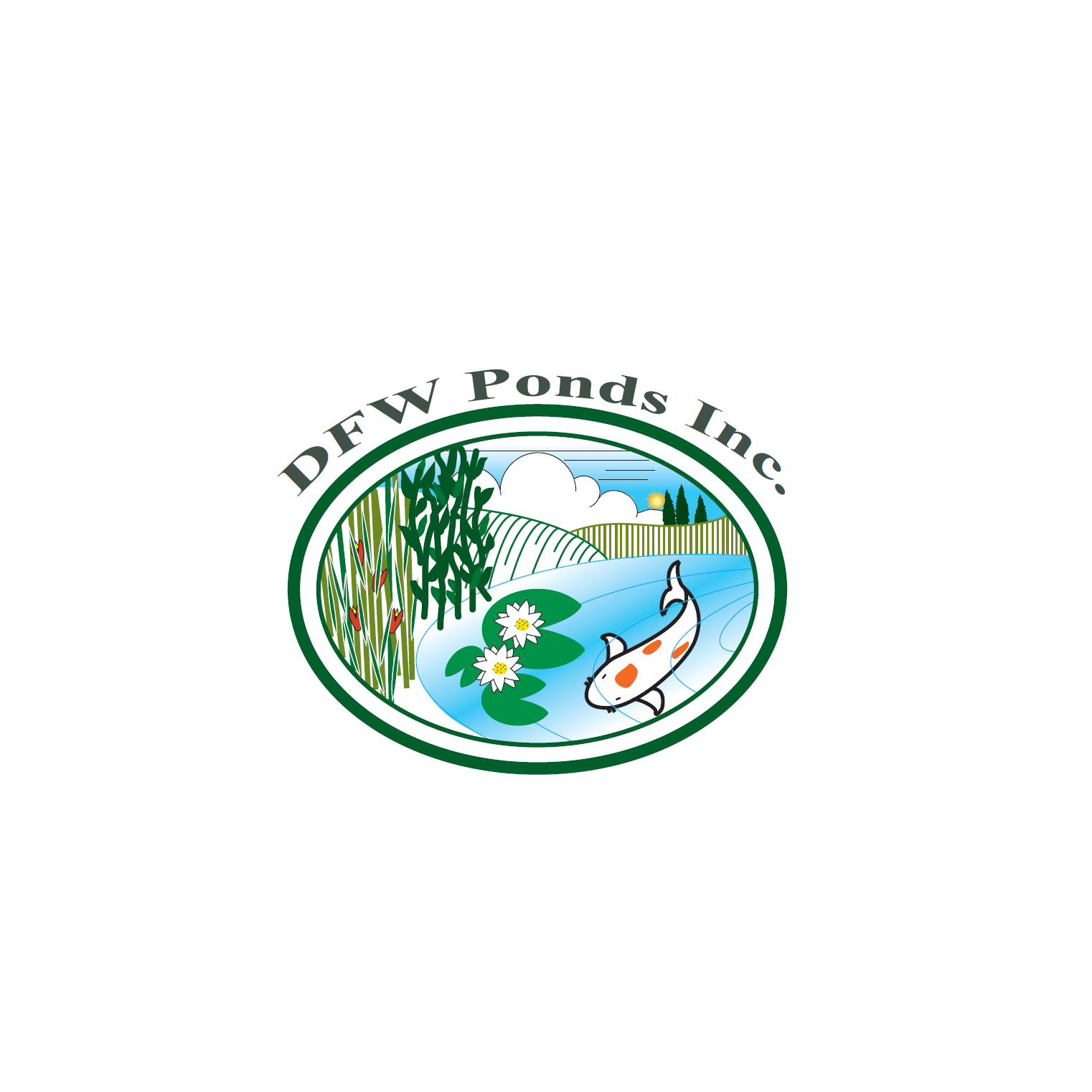 Dfw ponds inc coupons near me in 8coupons for Pond companies near me