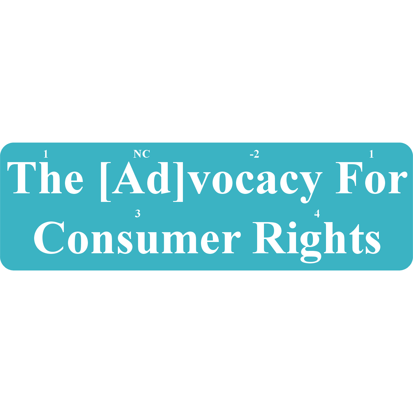 The Advocacy For Consumer Rights