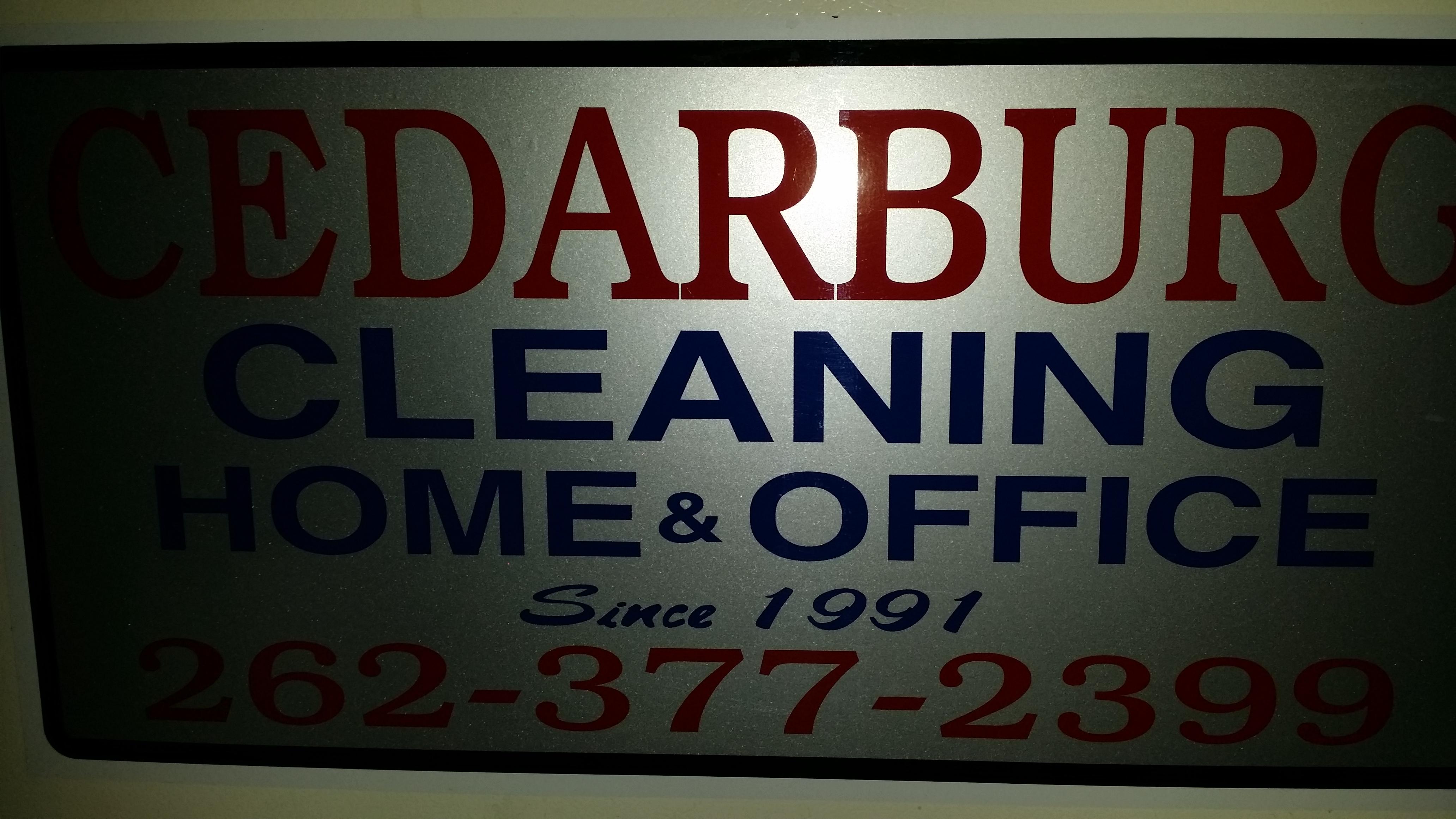 Cedarburg Cleaning