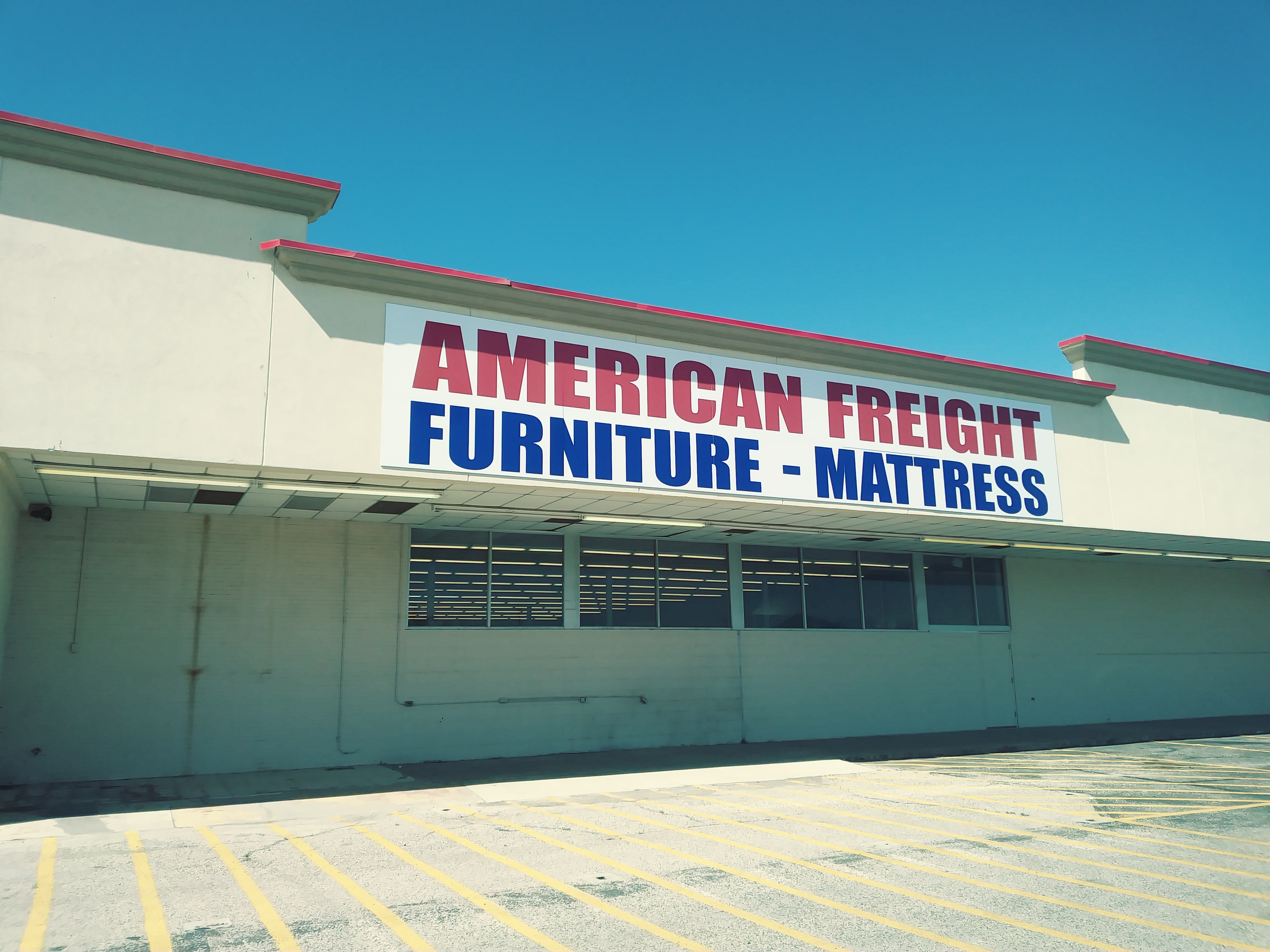 American Freight Furniture And Mattress, Lubbock Texas (TX)