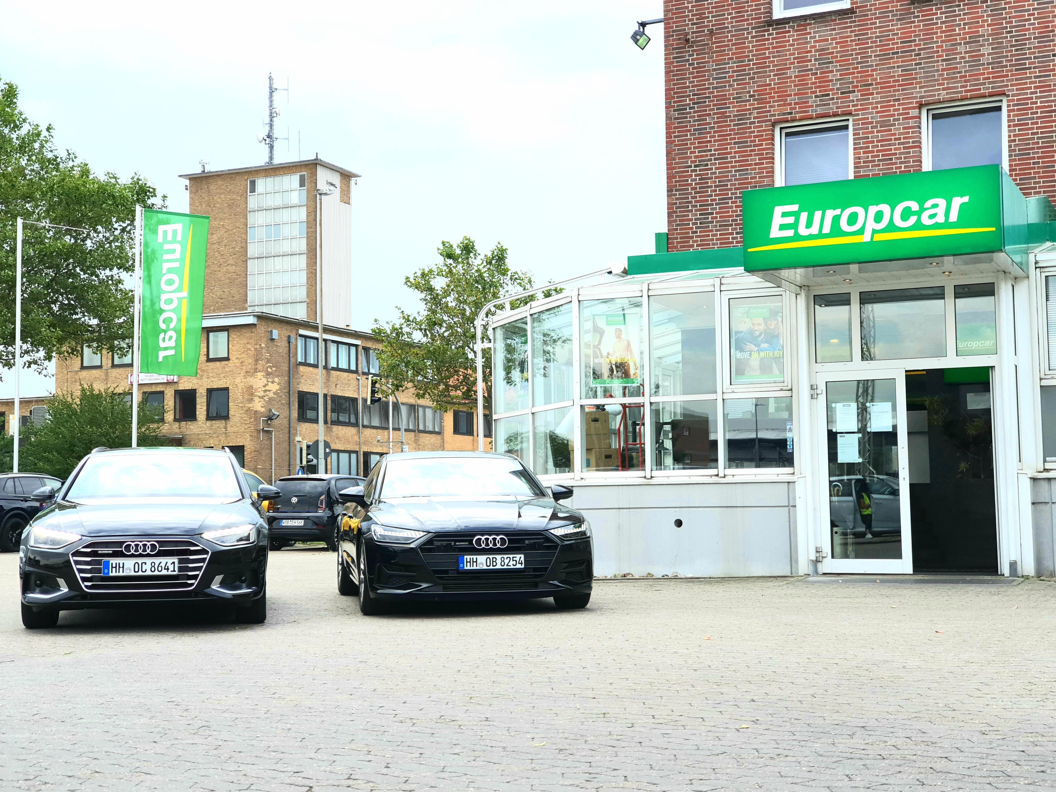 Europcar Wolfsburg Hesslingen