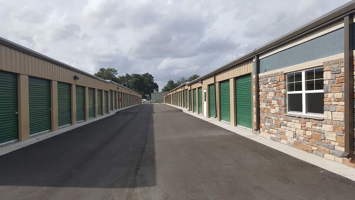 Fort Knox Self Storage Wildwood In Wildwood Fl 34785