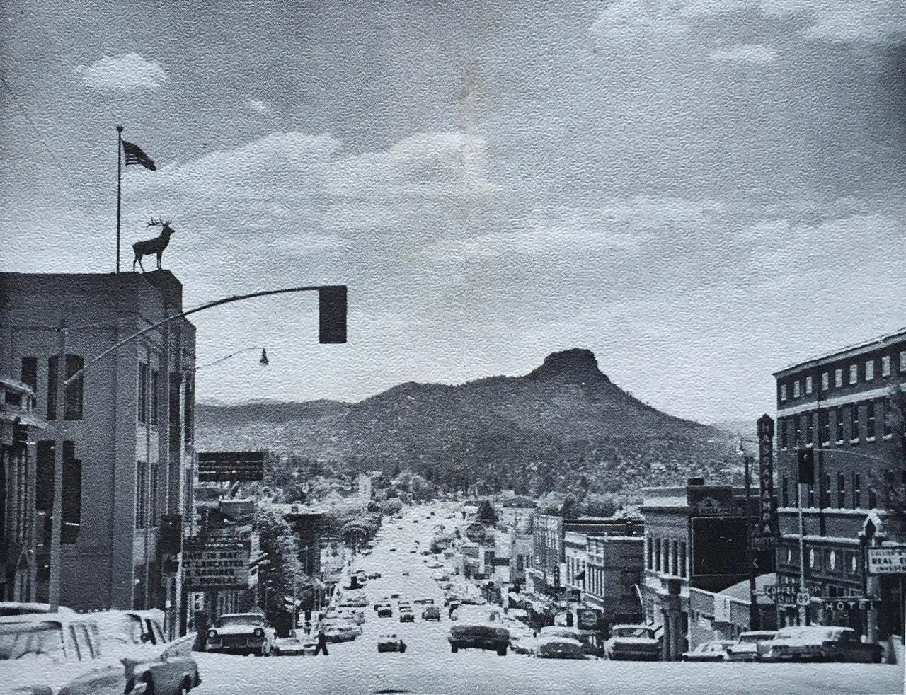 Historic Image of Downtown Prescott, AZ Donny Karcie, MBA RE/MAX Mountain Properties 731 W Gurley Street / Prescott, AZ 86305 (928) 899-4772 http://www.featureprescott.com