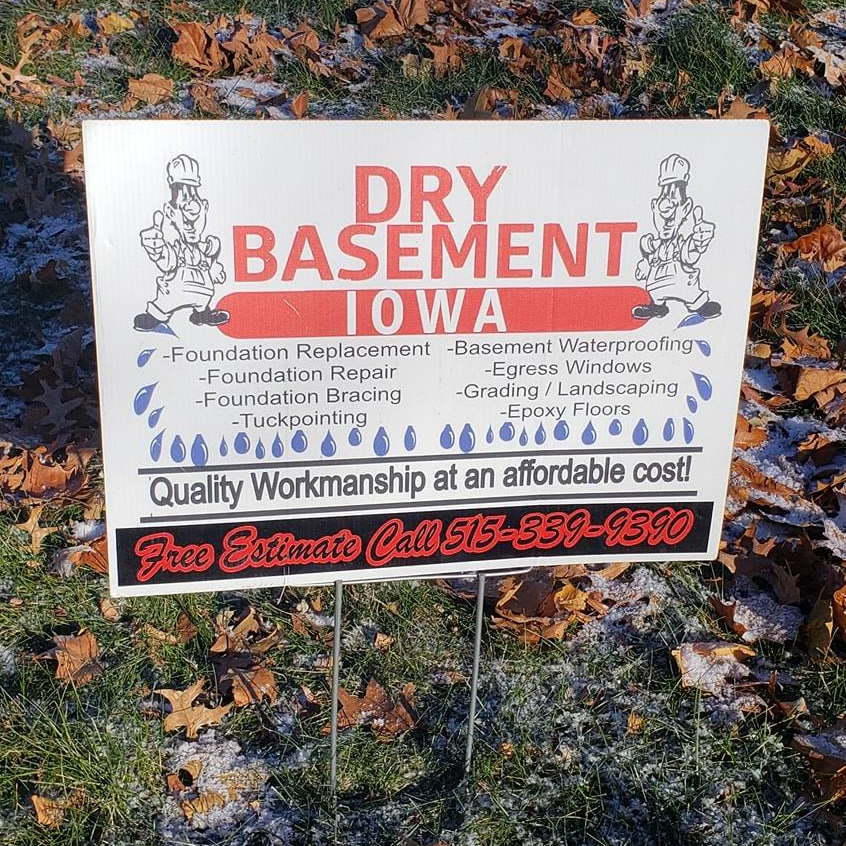 Dry Basement Iowa LLC
