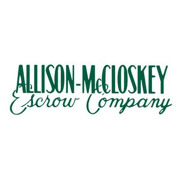 Allison-McCloskey Escrow Company