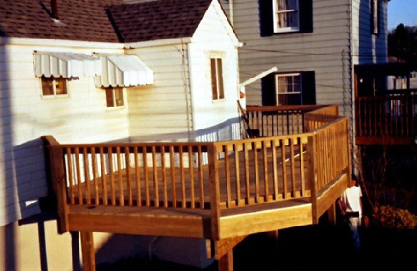 Extreme Decks Bridgeville Pennsylvania Pa