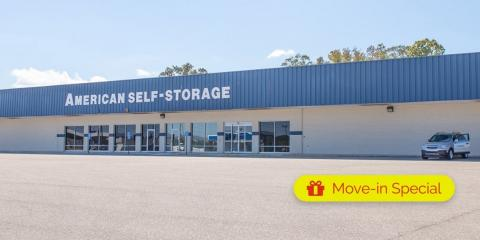 American Self Storage In Dothan Al 36303