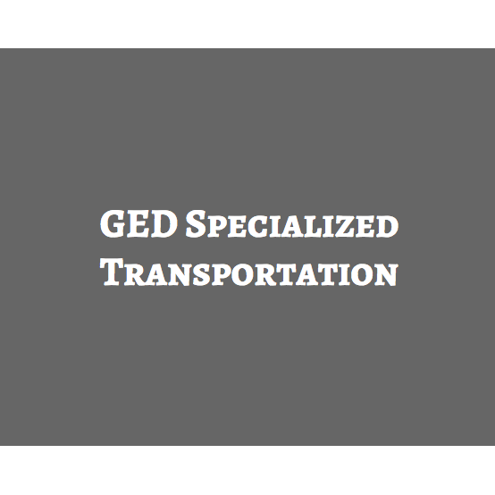 GED Specialized Transportation