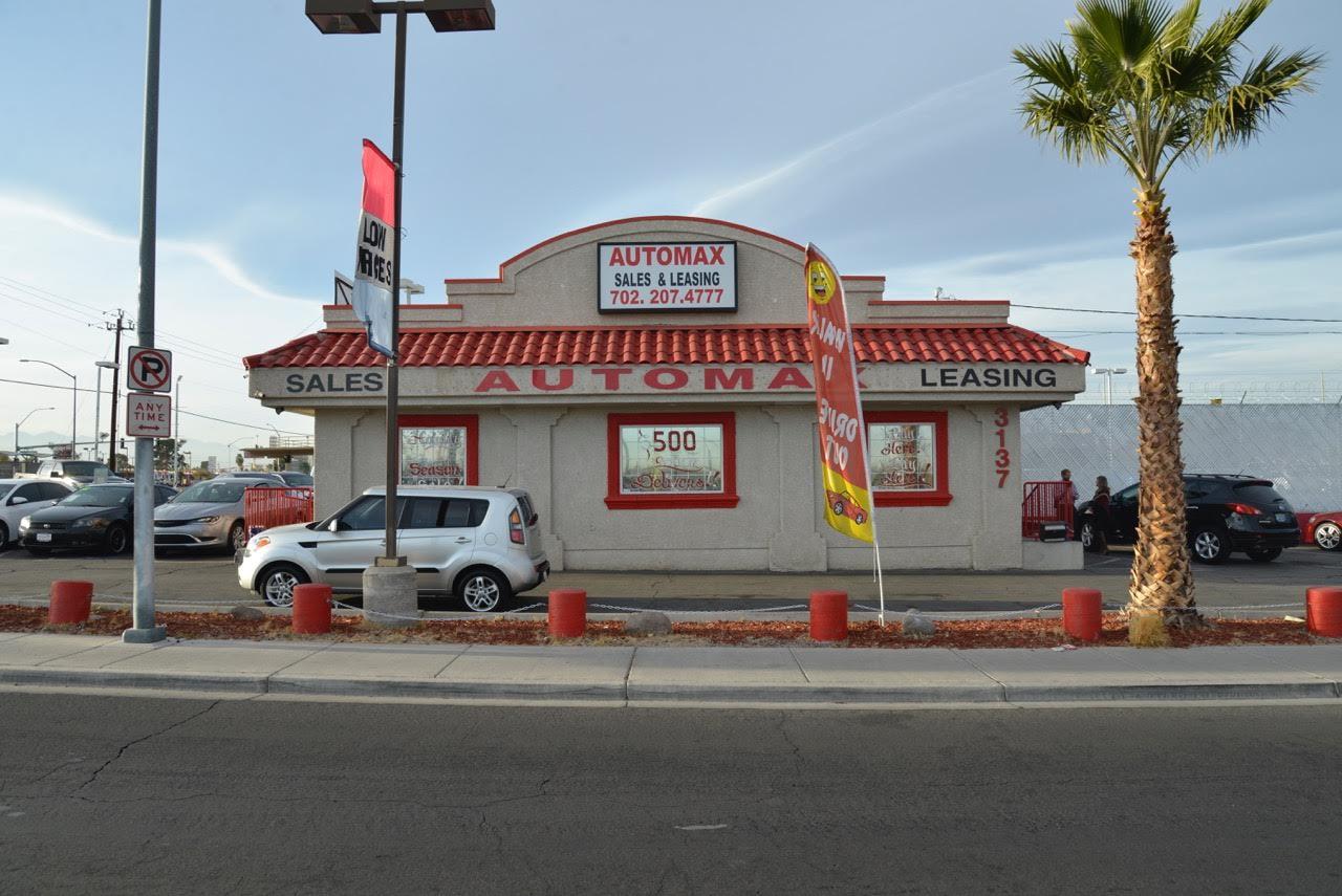 Bad Credit Car Dealers Las Vegas Nv