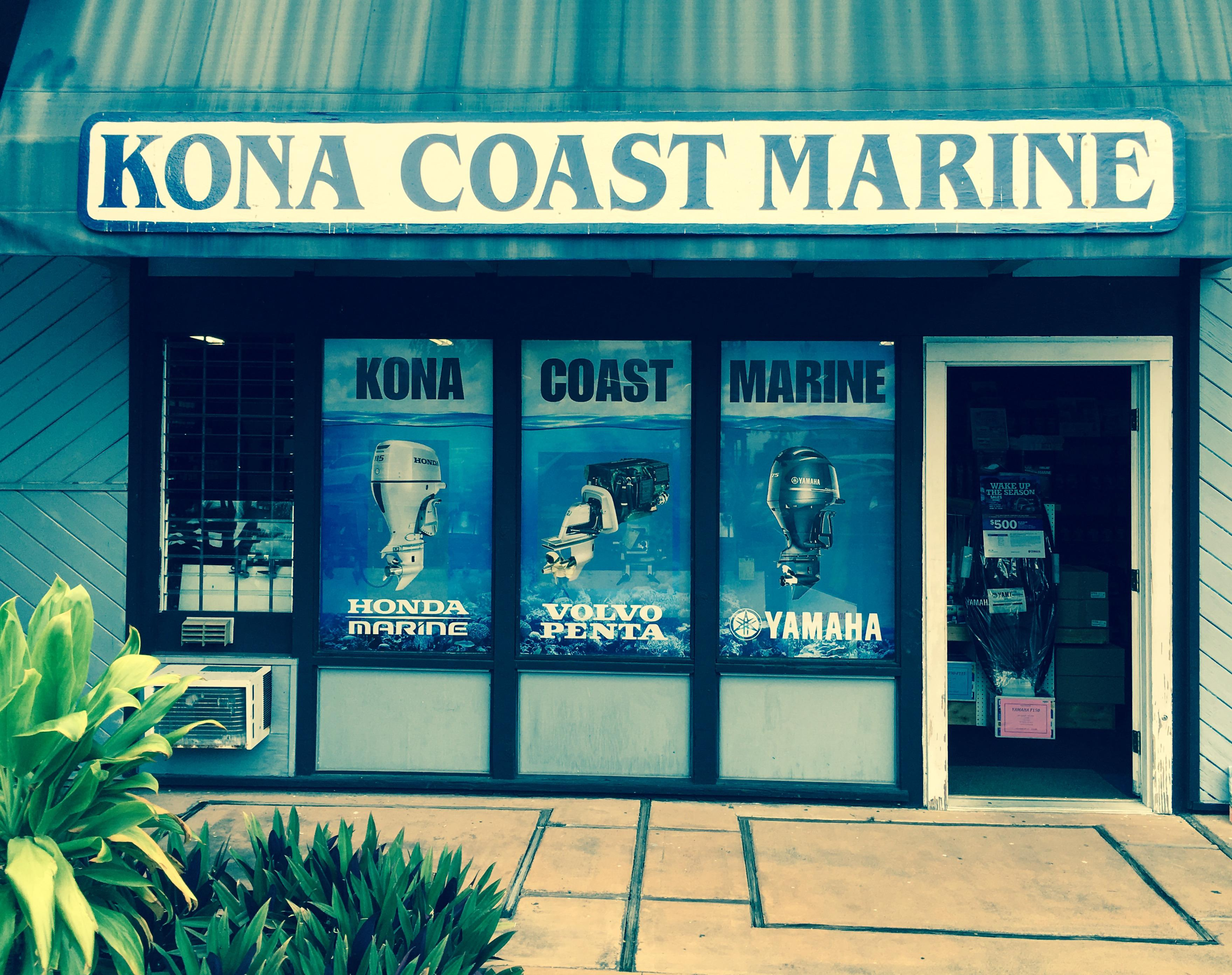 Kona coast marine coupons near me in kailua kona 8coupons for Certified yamaha outboard service near me