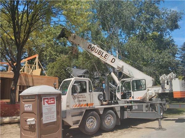 Double D Crane Service